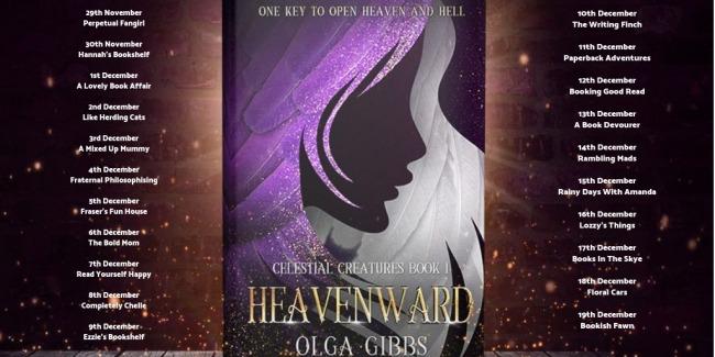 heavenward - tour dates