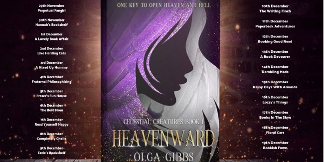 heavenward - tour dates