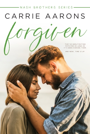 forgiven - cover